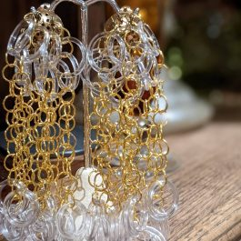 Victoria Waterfall Earrings
