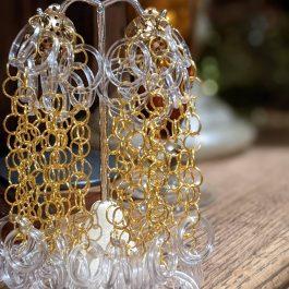 Victoria Waterfall Earrings
