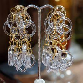 Victoria Mini Waterfall Earrings