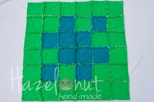 Snuggly Rag Quilt