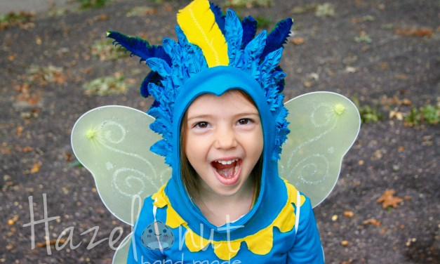 Rise of the Guardian Tooth Fairy Costume