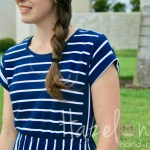 Color Blocked Deer Creek and Sleeve Cuff Hack