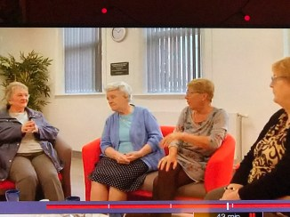 The women Cracker Packers talk of life at Carr's on Channel 5