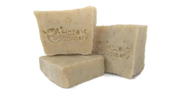 Comfy Cozy - Soothing All Natural Cleansing Bar Hazel's Soapery