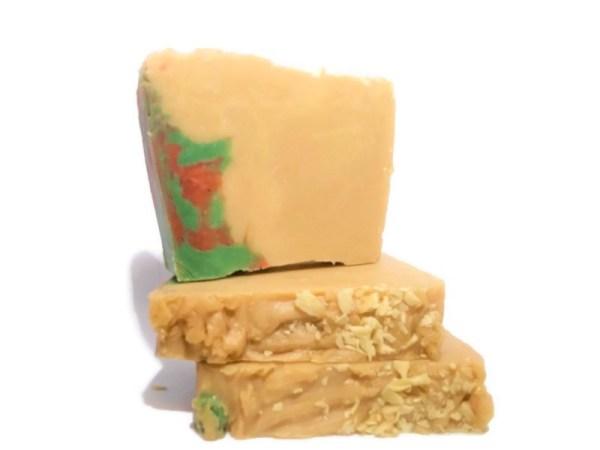 Coco Mango Mania Soap Bar Hazels Soapery