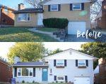 Brockton Flip Before & After | Hazelwood Homes