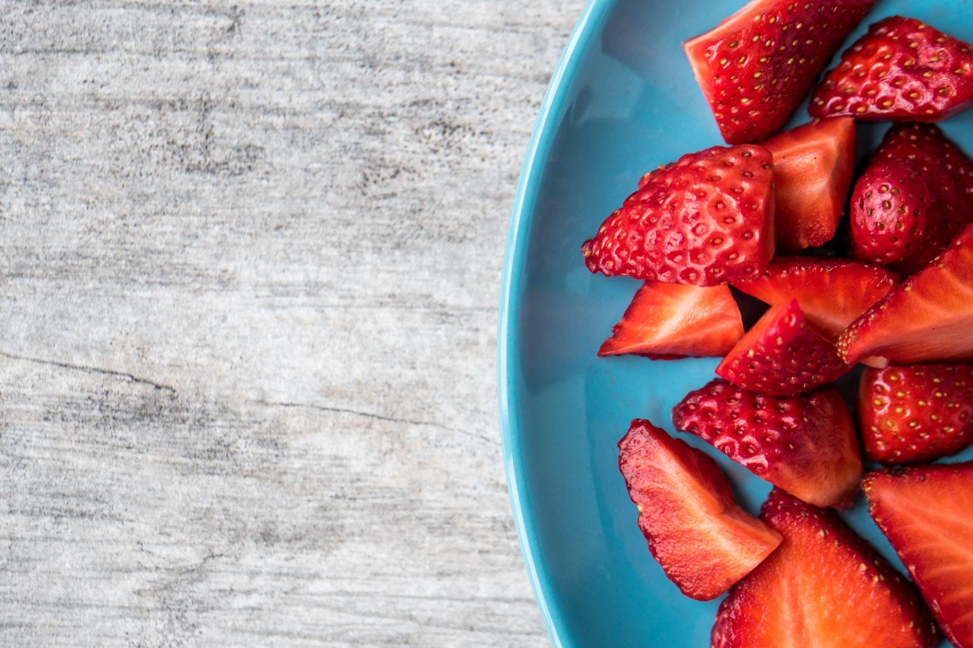 risotto alle fragole - fragoline - ricetta studio dentistico hazen pordenone