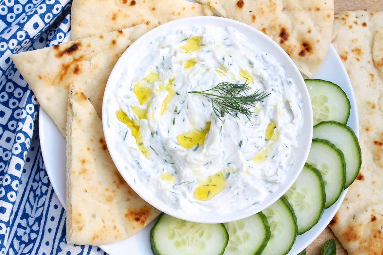 Tzatziki: una ricetta greca per l'estate