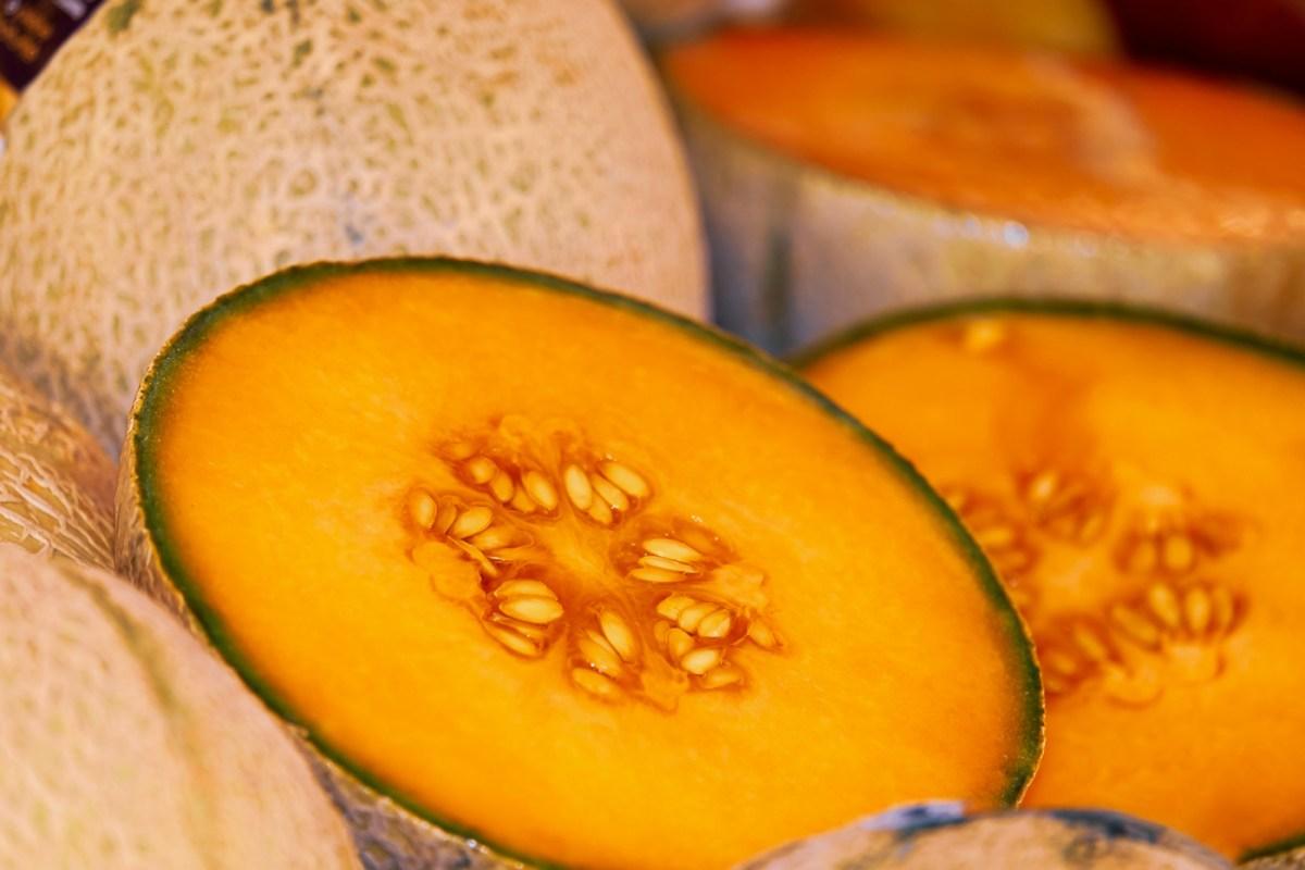 Melone in tavola ed è subito estate