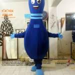 Lobut maskot kostümü