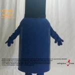 Kiehl's Şişe Maskot Kostümü / L'Oréal Türkiye