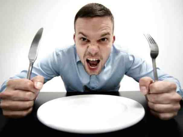 como no tener hambre