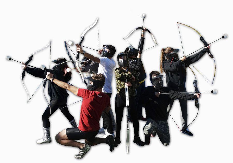 Cómo se juega al archery tag