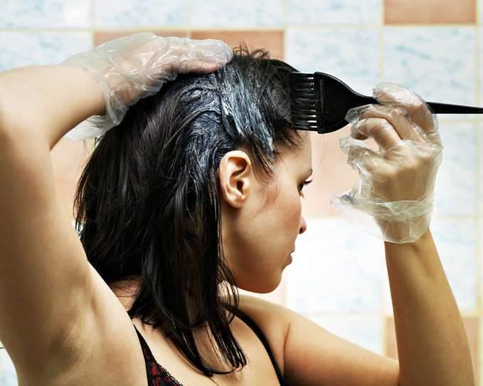 Cómo poner un tinte de pelo