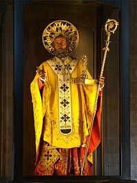 Szent Miklós püspök - Bari, Olaszország