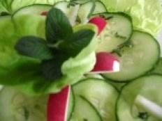 Gyermekétkeztetés - tavaszi-salata