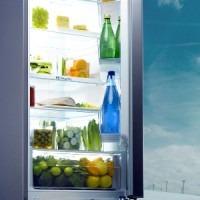 Hűtőszekrény – intelligens elemekkel