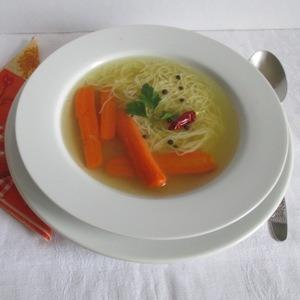 Húsleves – készítése hagyományosan