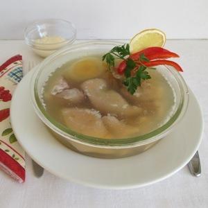 Kocsonya főzése hagyományosan