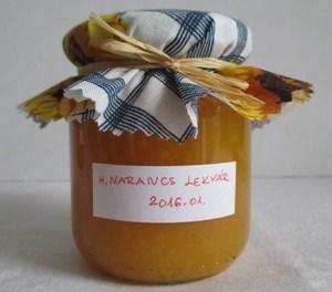 Narancslekvár