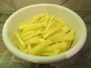 Felszeletelt krumpli 2
