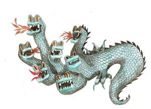 Hétfejű sárkány Sulinet Tudástár