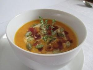 Sütőtök leves 1