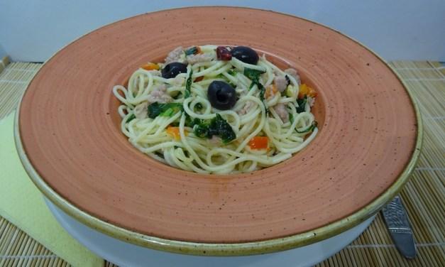 Tonhalas spagetti