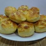 Krumplis pogácsa – pehelykönnyű