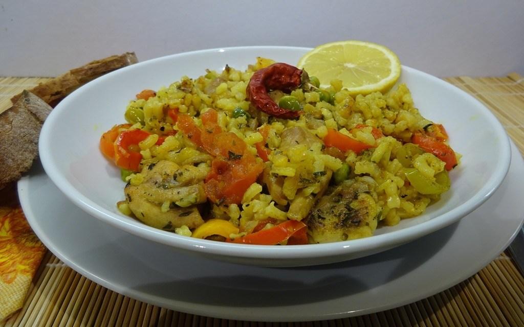 Paella – spanyol nemzeti étel