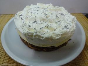 Mákos guba torta 1