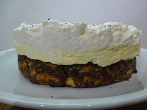 Mákos guba torta 2