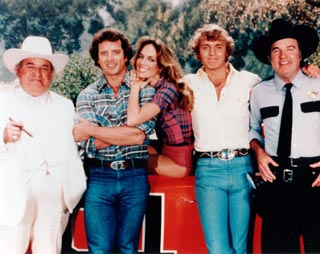 Dukes of Hazzard Cast