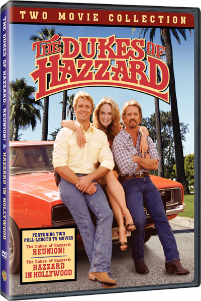 Dukes of Hazzard Reunion Movies