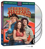 Dukes of Hazzard Season Two DVD