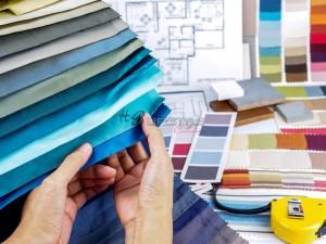 nieuwe Kleuren bank stof