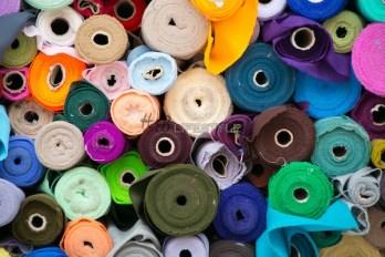 Stoffencollectie 1400 kleuren