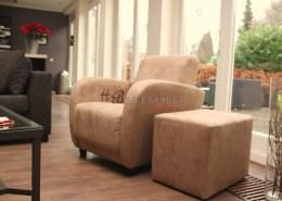aparte fauteuils Stoere stoelen