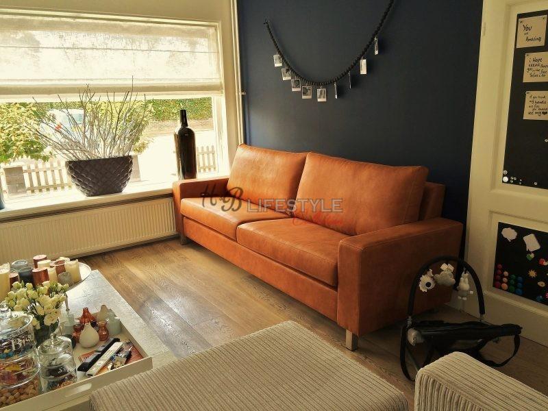 Cognac Kleur Bankstel.Cognac Bank Hb Lifestyle Collection