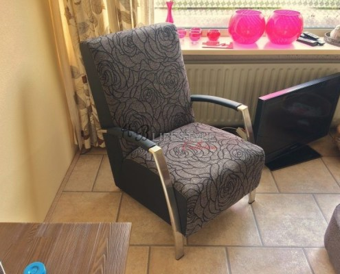 aparte fauteuils motief stof