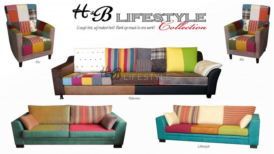 Kleur Uw Leren Bank.Kleuren Bank Hb Lifestyle Collection