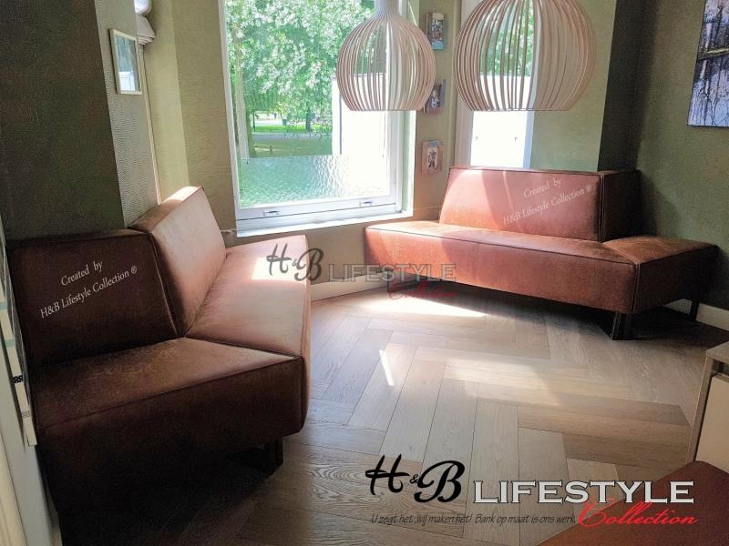 Magnifiek Bank voor erker - HB Lifestyle Collection &RK92