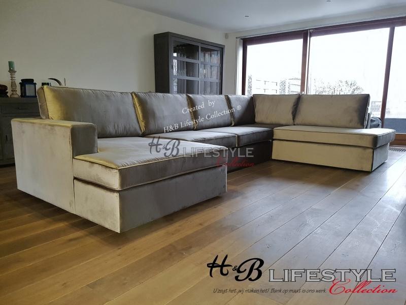 Super grote hoekbanken hb lifestyle collection