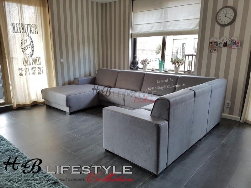 Hoekbank Met Grote Lounge.Super Grote Hoekbanken Hb Lifestyle Collection