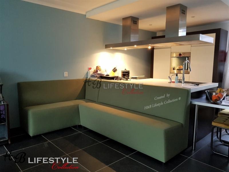Eetkamer Hoekbank Op Maat Hb Lifestyle Collection