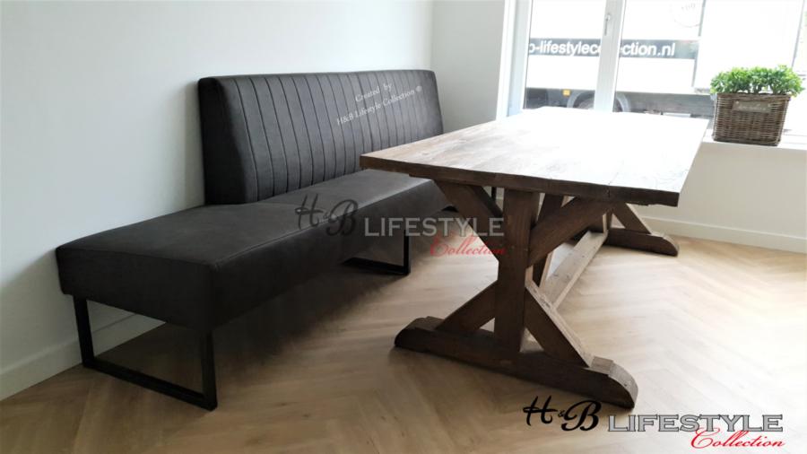Eettafel En Bank.Eettafel Hoekbank Hb Lifestyle Collection