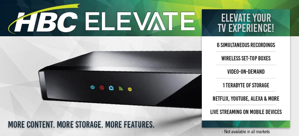 5 Elevate