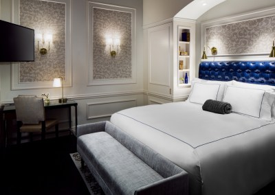 Adelphi Hotel | Guest Rooms