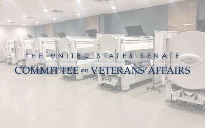 Senate VA Committee Passes Legislation on Hyperbaric Oxygen Therapy