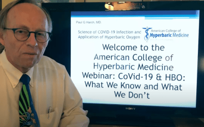 ACHM Webinar-COVID-19 and HBOT: The science of COVID-19 and application of HBOT